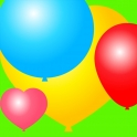 Colorful Balloons for iPad