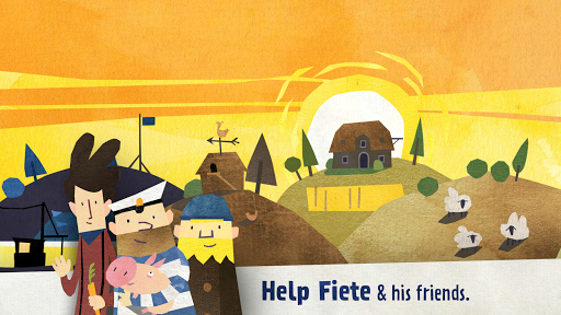 Fiete – A day on the farm screenshot