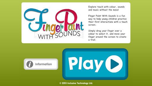Finger Paint With Sounds screenshot