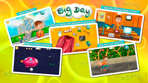 Big Day - Educational Game screenshot