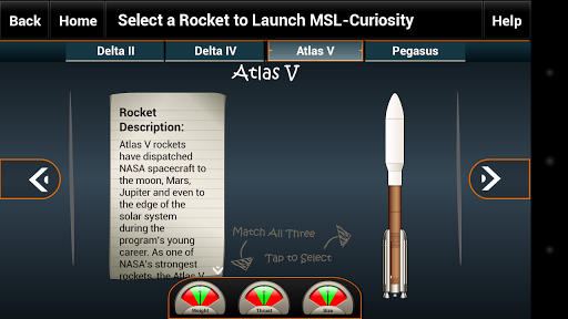Rocket Science 101 screenshot