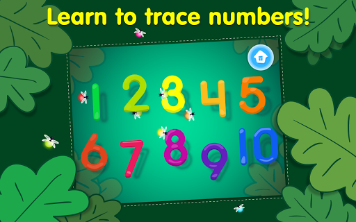 Learn Montessori 123 numbers screenshot