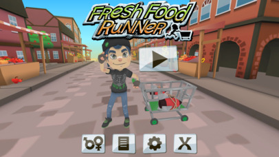 Fresh Food Runner screenshot