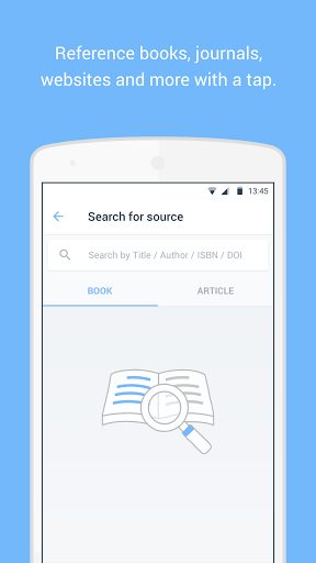 RefME - Referencing Made Easy screenshot