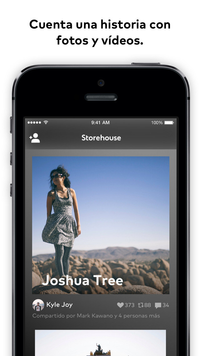 Storehouse screenshot