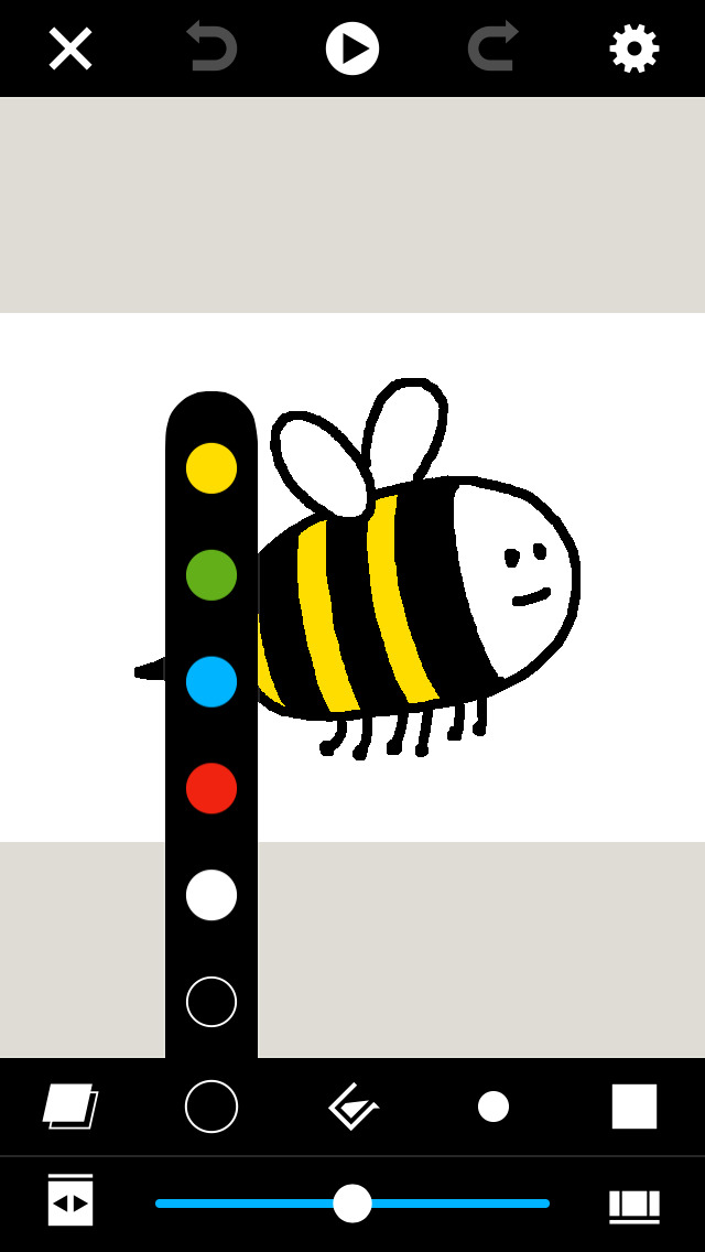 Folioscope screenshot