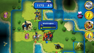 Civilization Revolution Lite screenshot