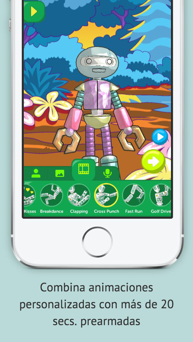 Crayola Easy Animator screenshot