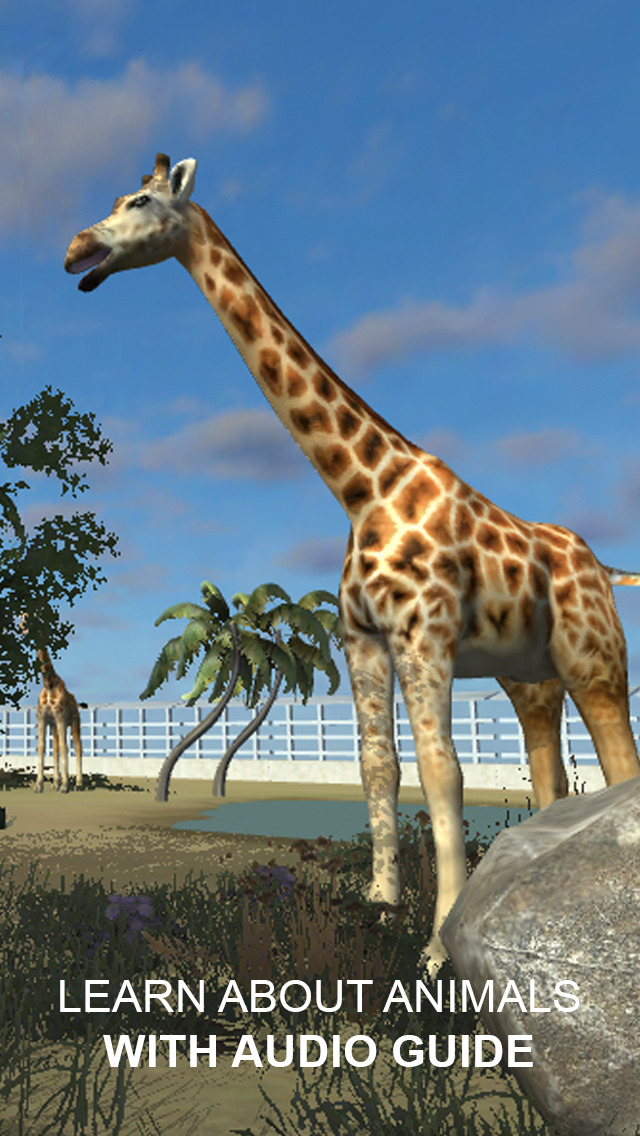 Explain VR: Virtual Zoo screenshot