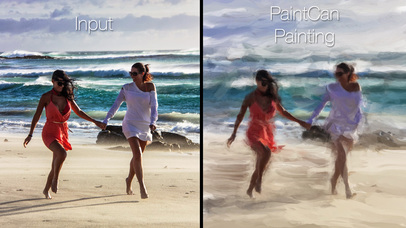 Adobe PaintCan - Have fun creating Art from Photos screenshot