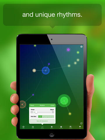 NodeBeat HD - Playful Music for All screenshot