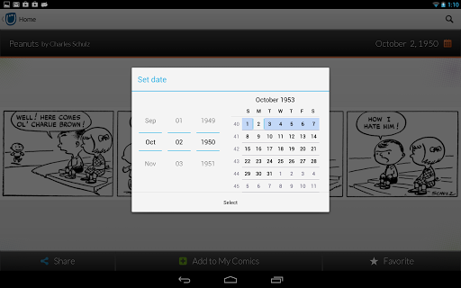 GoComics screenshot