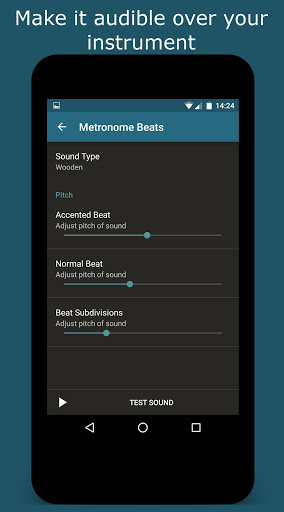 Metronome Beats screenshot