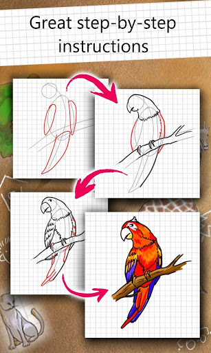 How to Draw - Easy Lessons screenshot