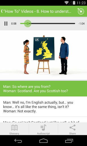 LearnEnglish Audio & Video screenshot