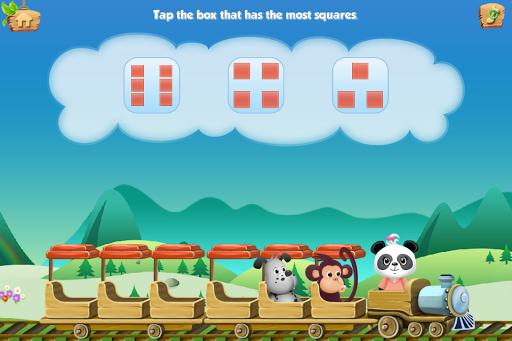 Lola's Math Train - Learn 1+1 screenshot