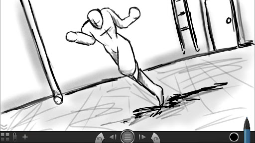 Storyboard Studio screenshot