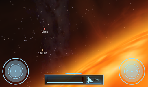 Solar System Explorer 3D screenshot