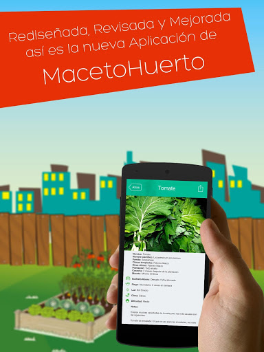 MacetoHuerto screenshot