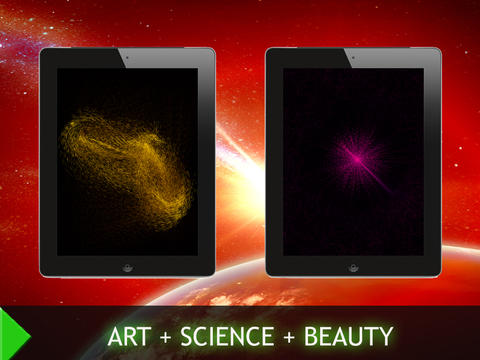 Galaxy Creator Free - Discover the Universe screenshot