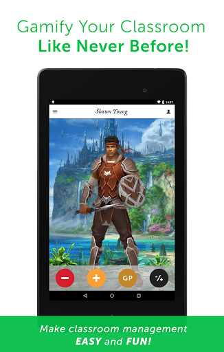 Classcraft screenshot