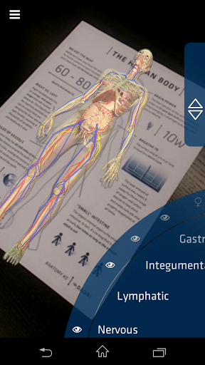 Anatomy 4D screenshot