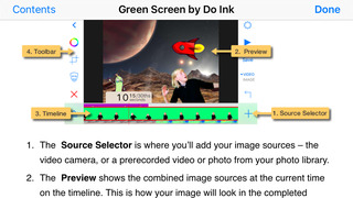 Green Screen by Do Ink screenshot