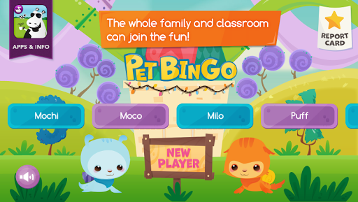 Pet Bingo by Duck Duck Moose screenshot