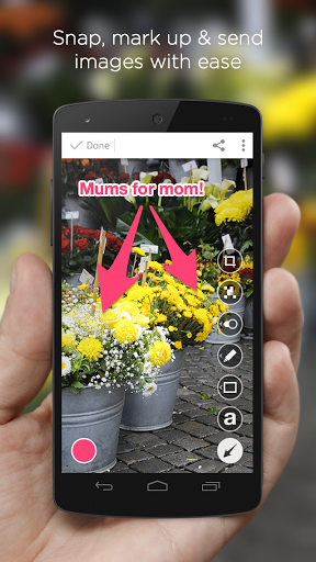 Skitch - Snap. Mark up. Send. screenshot