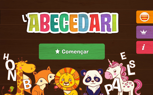 L'Abecedari screenshot