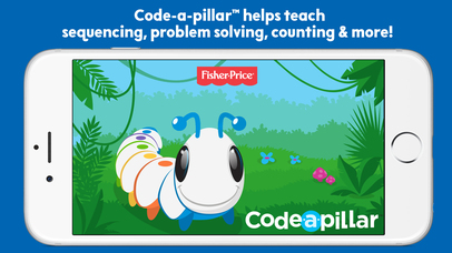 Think & Learn Code-a-pillar™ screenshot
