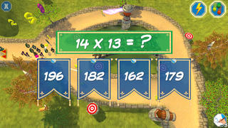 Tower Math™ screenshot