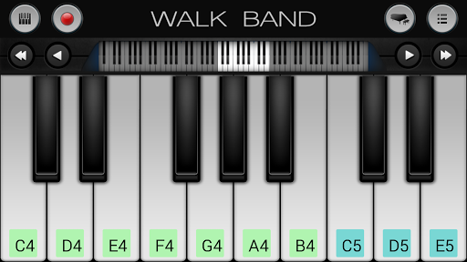 Walk Band - Music Studio screenshot