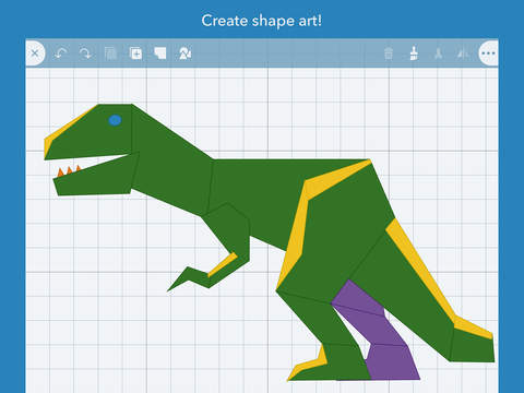 Shape Lab screenshot