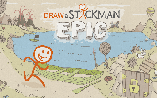 Draw a Stickman: EPIC Free screenshot