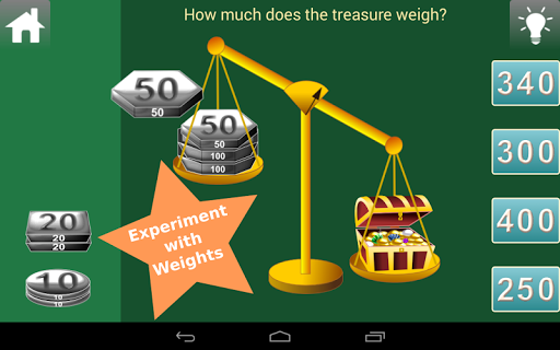 Kids Measurement Science Lite screenshot