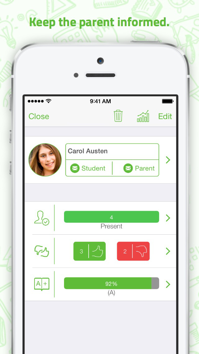 TeacherKit - Teachers Classroom manager, Student Grades, Attendance and Behavior for classes screenshot