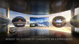 Jaunt VR - Experience Cinematic Virtual Reality screenshot
