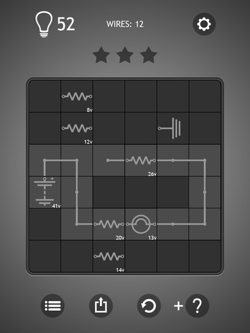 Light This Up - Learning Math for Circuit Free Flow screenshot