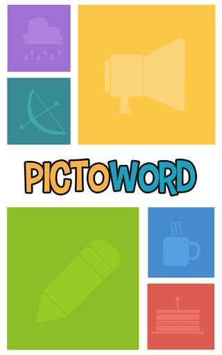 Pictoword: Words with Family screenshot