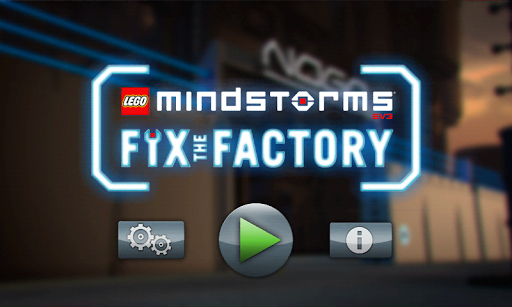 LEGO® MINDSTORMS® Fix Factory screenshot