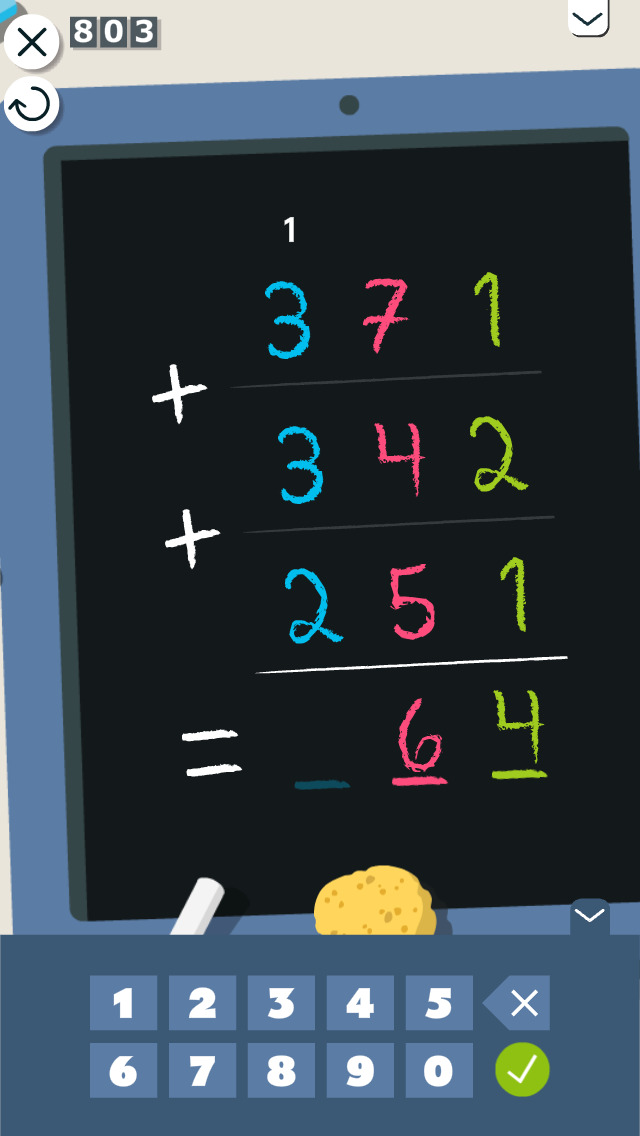 Montessori Maths screenshot