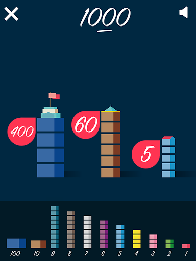 Montessori Math City screenshot