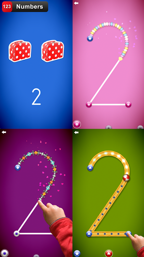 LetterSchool - learn write abc screenshot