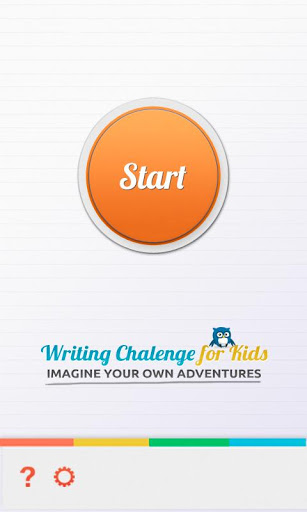 Writing Challenge for Kids screenshot