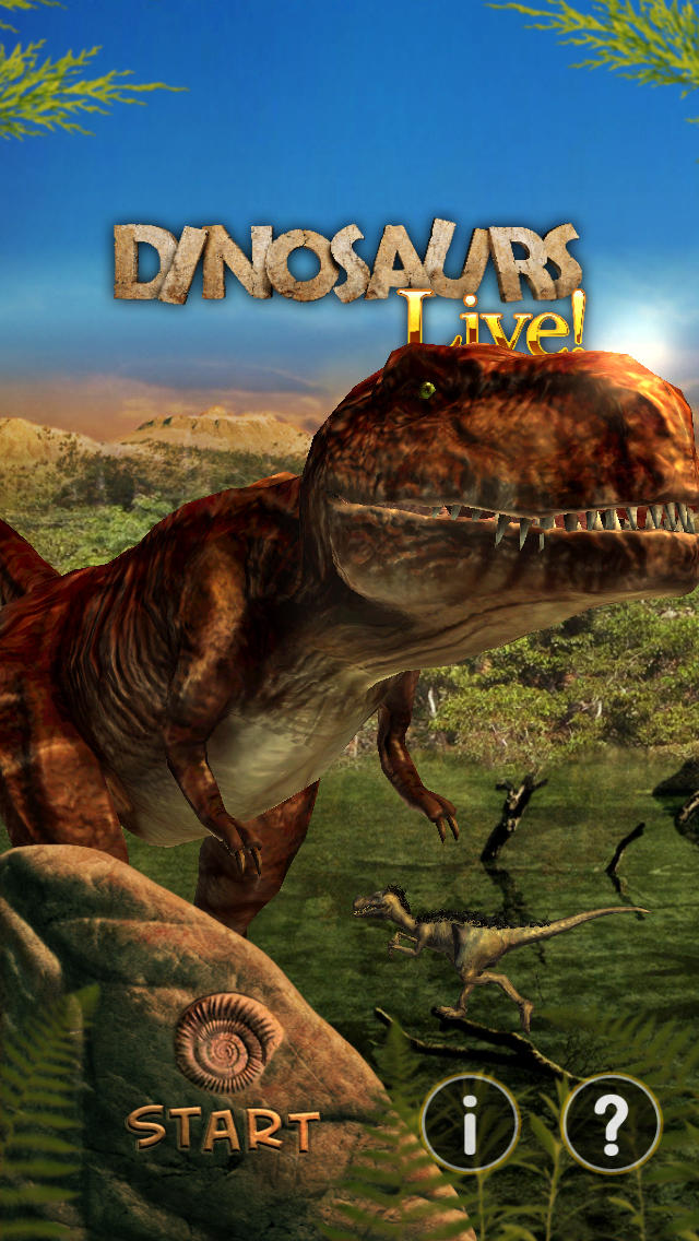 Dinosaurs - Live! screenshot