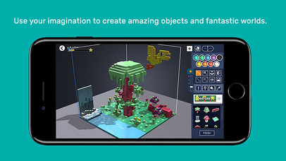 Makers Empire 3D - Easy 3D Modeling screenshot