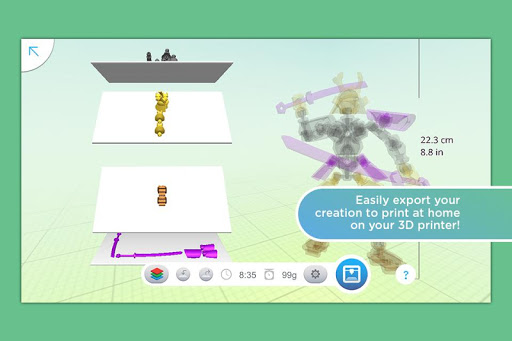 ThingMaker Design screenshot