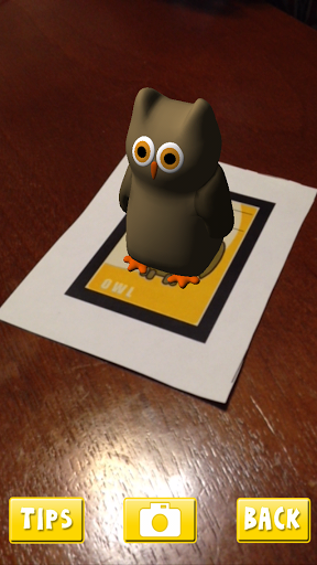 AR Flashcards screenshot