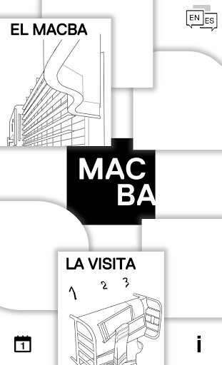 MACBA screenshot